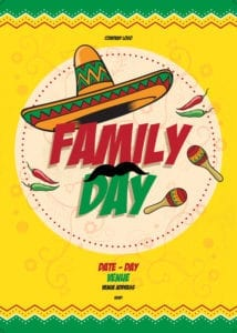 Family Day Organiser 36