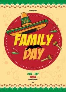 Family Day Organiser 37