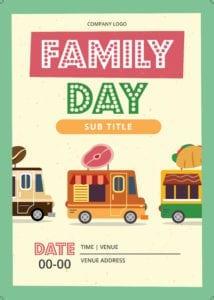 Family Day Organiser 47