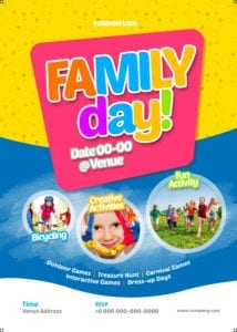 Family Day Organiser 35