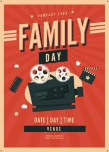 Family Day Organiser 38