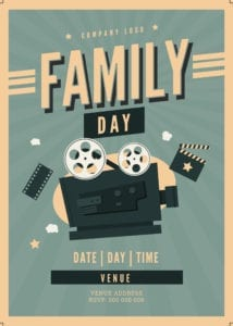 Family Day Organiser 45