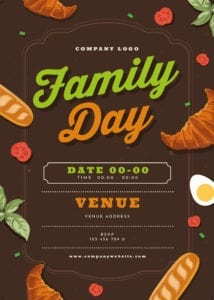 Family Day Organiser 39