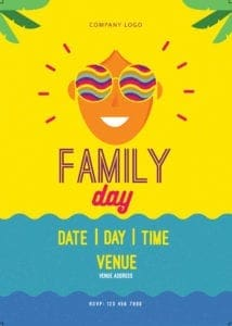 Family Day Organiser 43