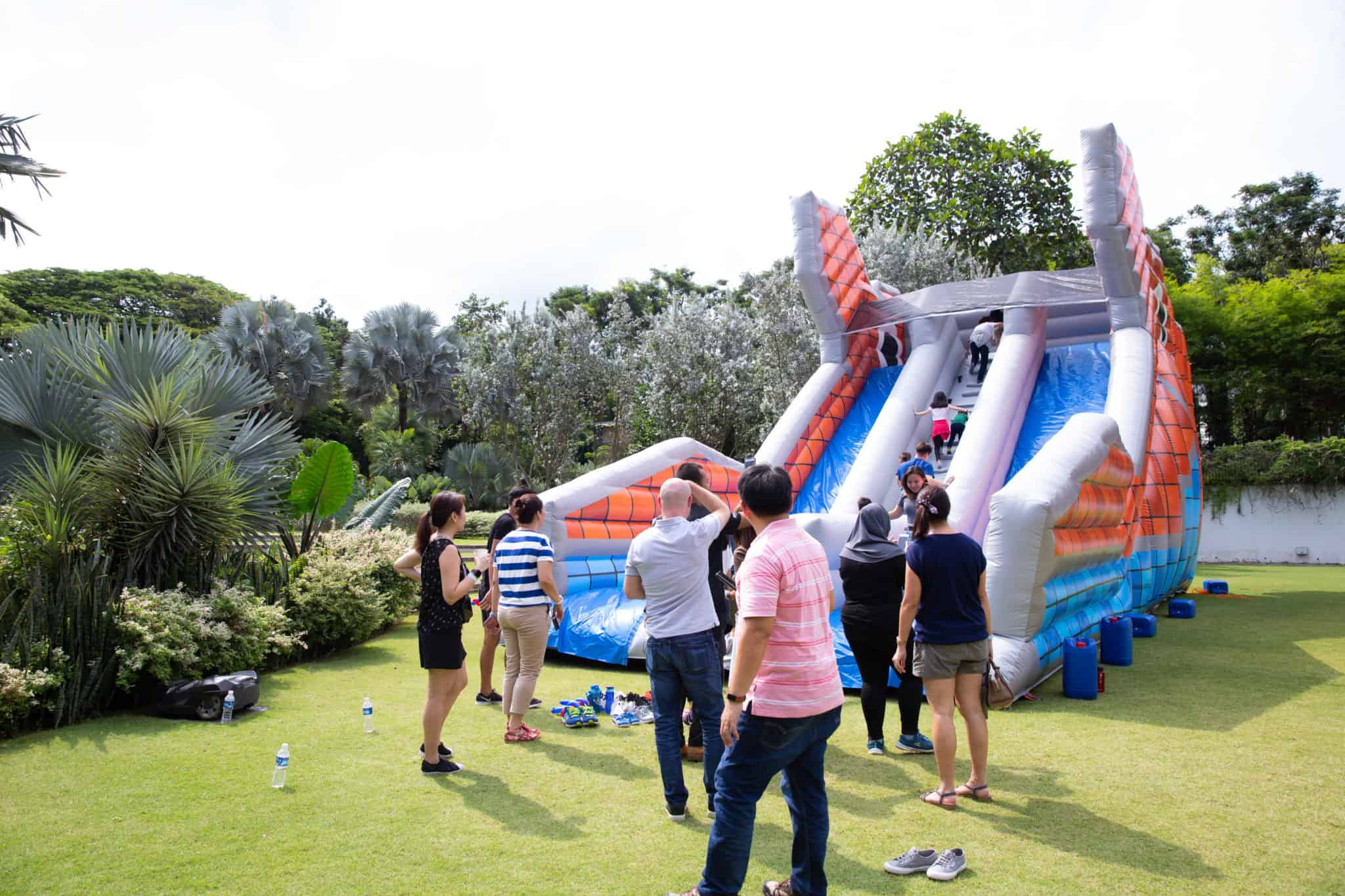 Giant Inflatable Bouncy Castle Rentals Singapore 1