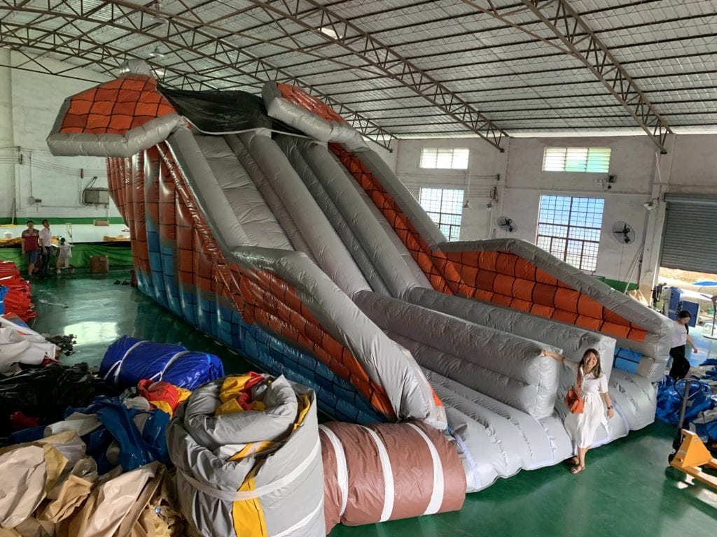 Giant Inflatable Bouncy Castle Rentals Singapore 6