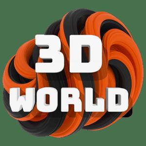 3D World   Immersive Virtual Event Platform 2