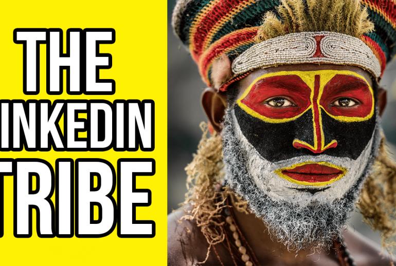linkedin tribe - YouTube Thumbnail
